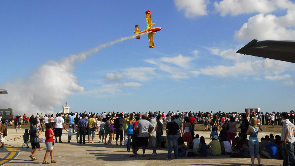 Malta International Airshow this September